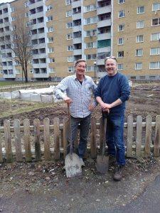 Anders och Sven-Olof Norrby
